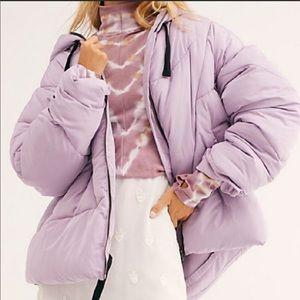 Free People Hailey Puffer Coat